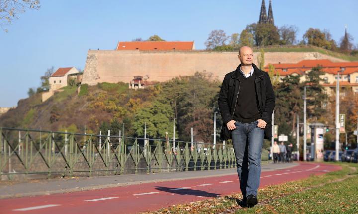 Jaroslav Míth opustil své zaměstnání a stal se uvolněným radním Prahy 4