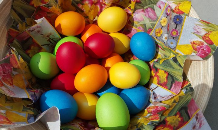 Krásné Velikonoce a malý dárek jako poděkování!